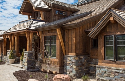 Ranchwood Barn Wood Siding and Timbers | Montana Timber Products