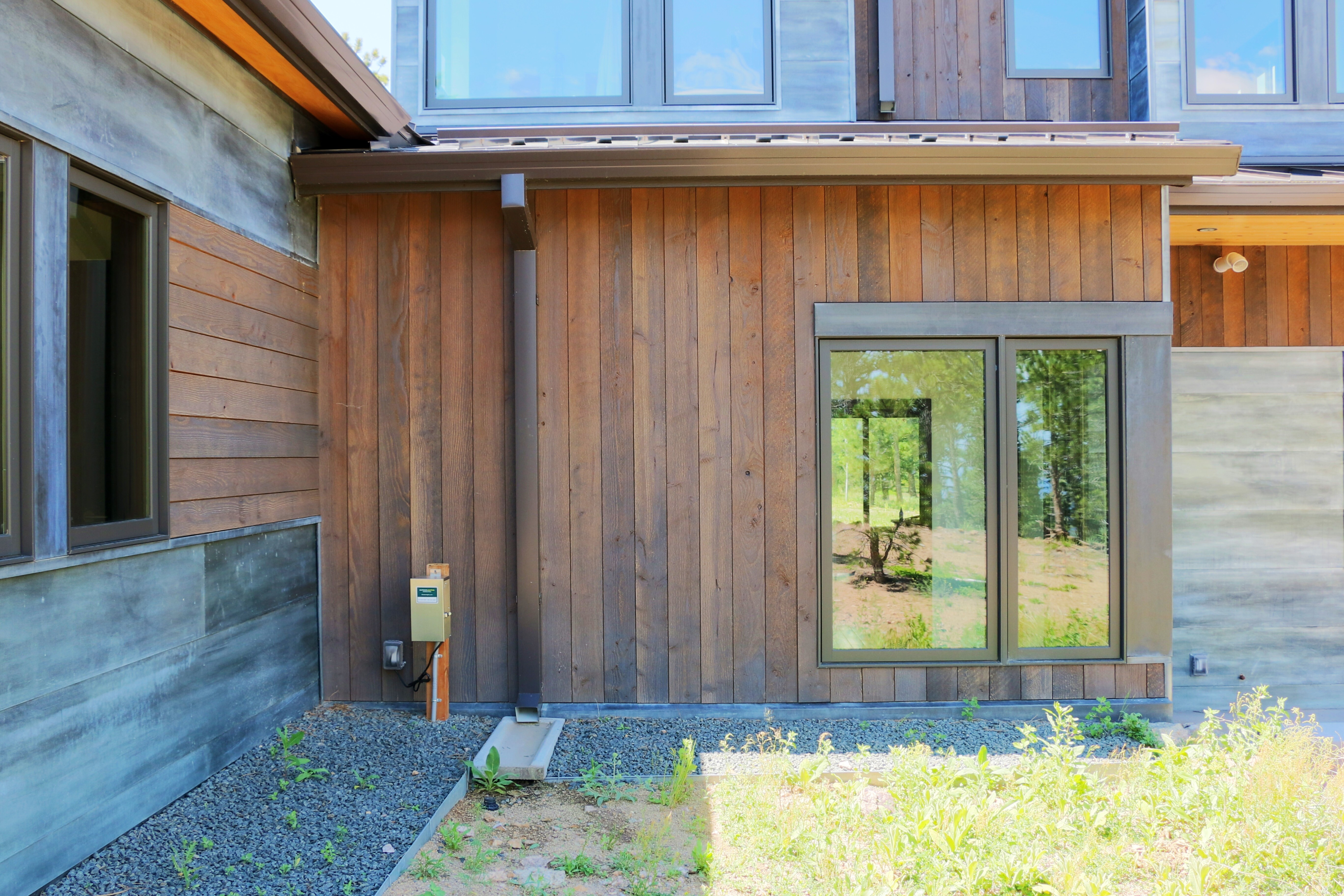 Ranchwood shiplap siding montana timber products for Recycled wood siding