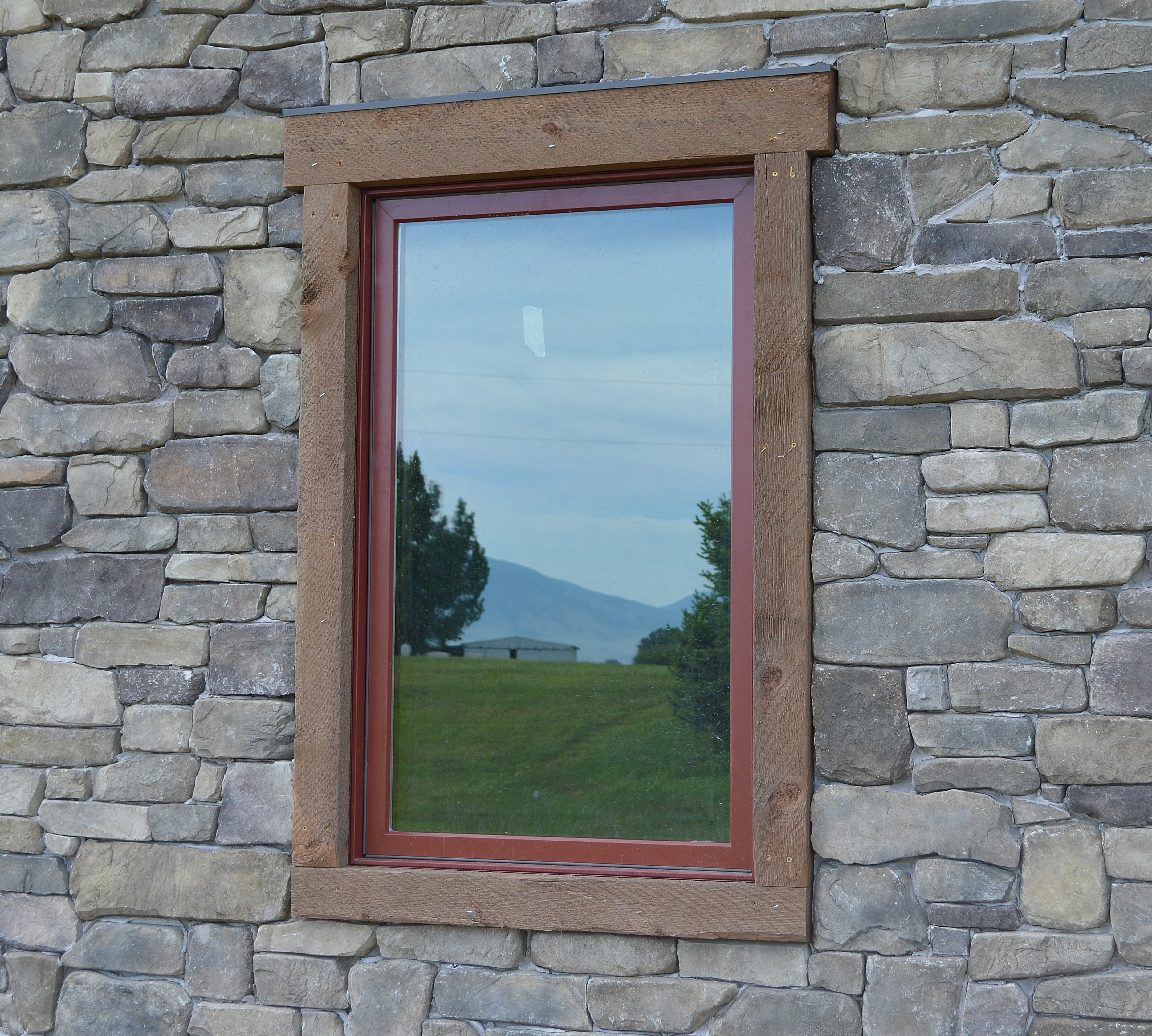 Stunning Exterior Window Trim Options Photos - Amazing House ...