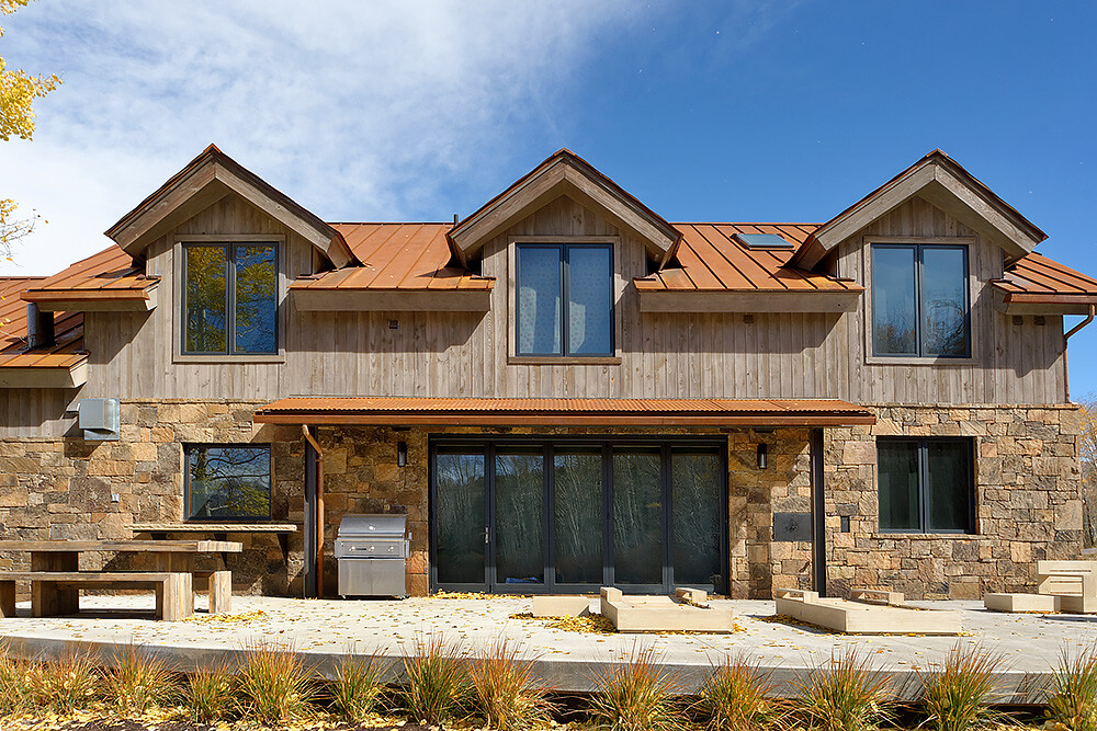 Builders Show Aquafir Reclaimed Barn Wood Alternative