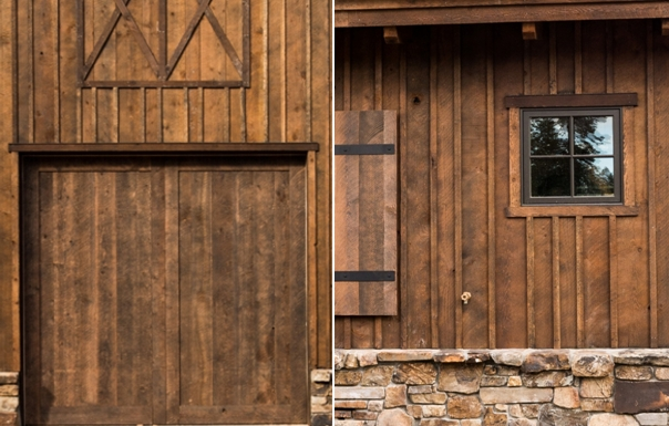 Ranchwood Rustic Wood Siding Montana Timber