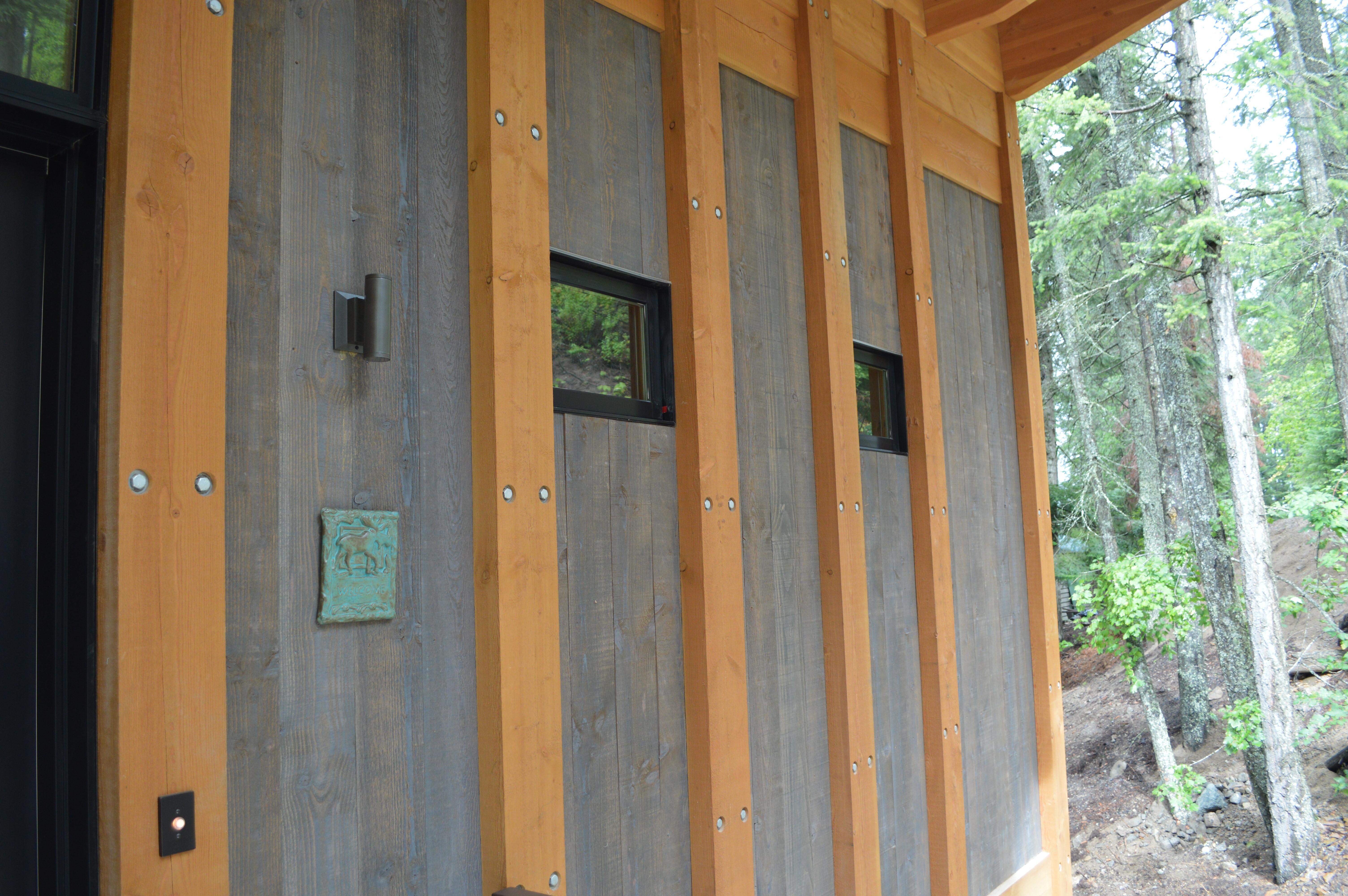 ranchwood™ Wood Siding and Interior Accents - Montana ... on Siding Ideas  id=56971