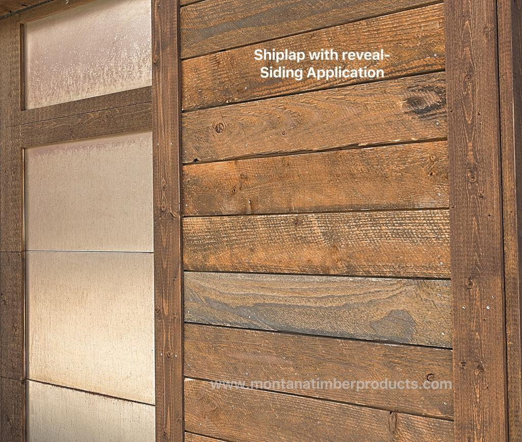 Aquafir Wood Siding Rustic Modern Fir Cedar